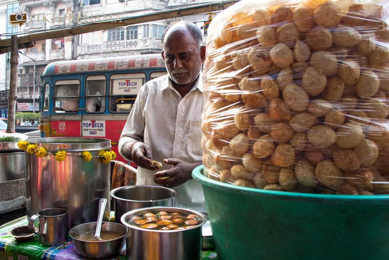 Street Foods Kolkata