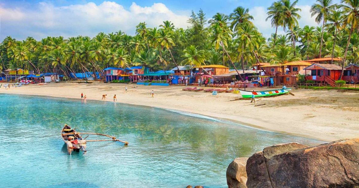 Goa most loved holiday spot