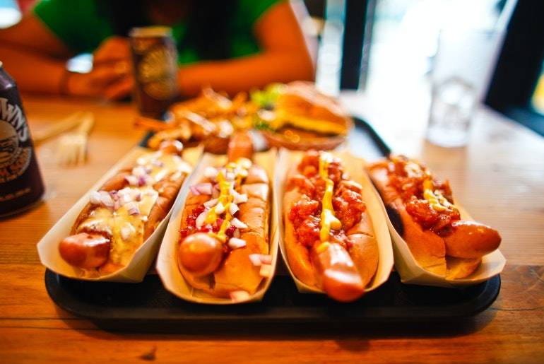 Hot Dog Dubai