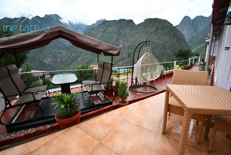 resort in uttarakhand