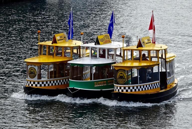 Kerala's Backwaters Water Taxis