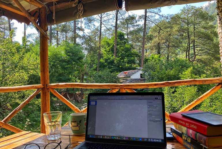 Work From Mountains Uttarakhand
