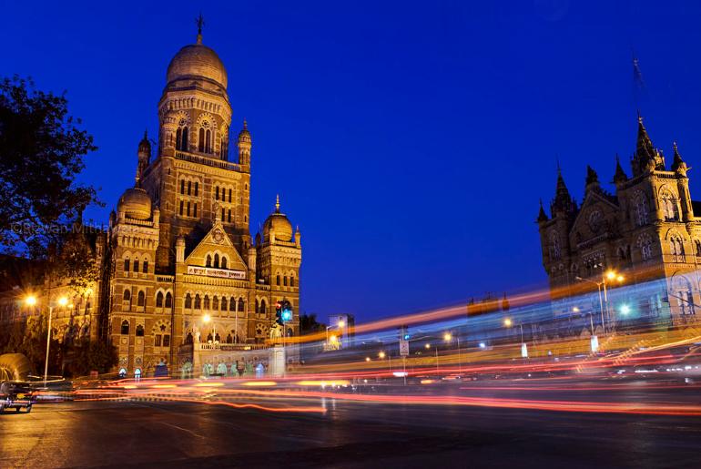 Mumbai BMC Headquarters