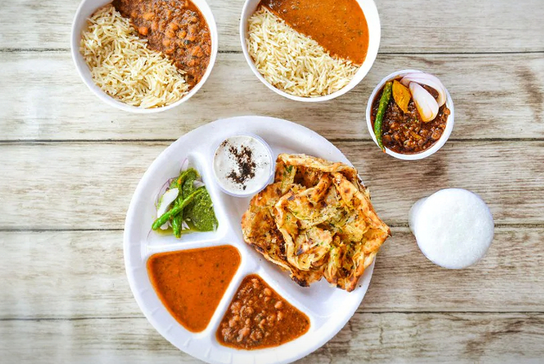 Breakfast Places Delhi's Paharganj