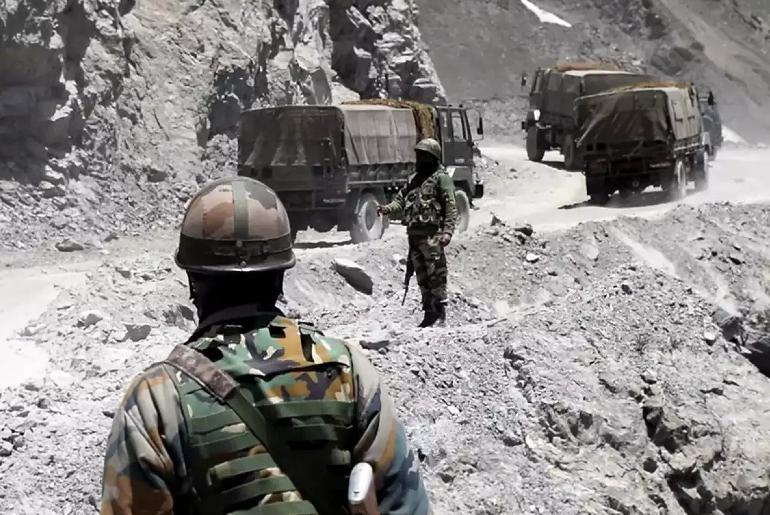 Memorial In Ladakh Galwan Clash