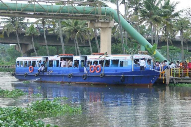 Kochi Water Metro