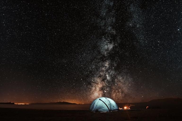 Overnight Camp Dubai