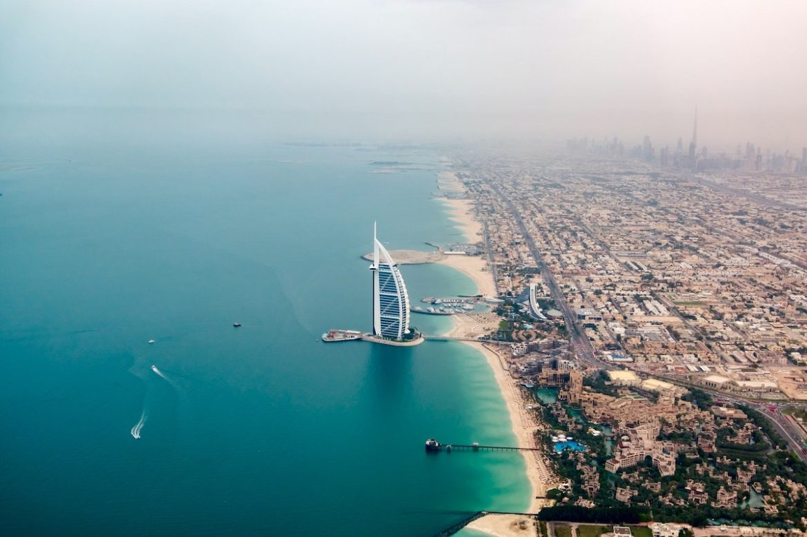 UAE safest country