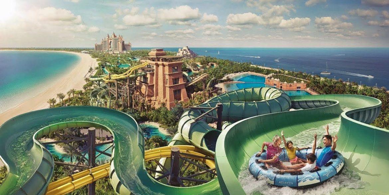 Dubai New Waterpark