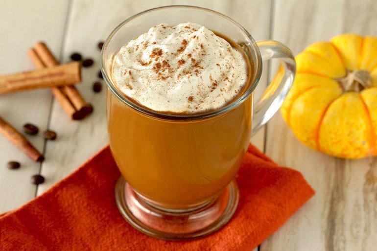 UAE Pumpkin Spice Latte