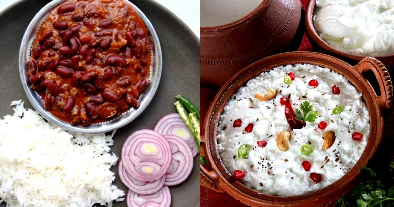 comfort foods india