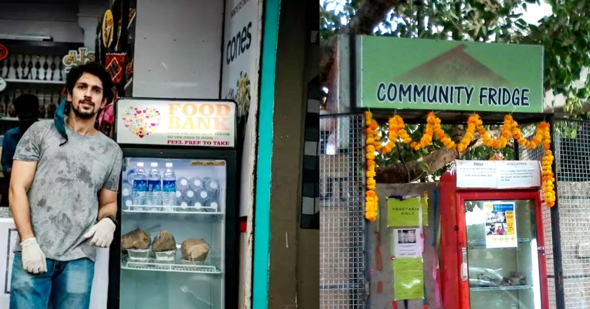 community fridges goa and bandra