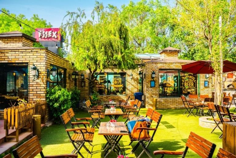 Cafe Clusters Delhi NCR