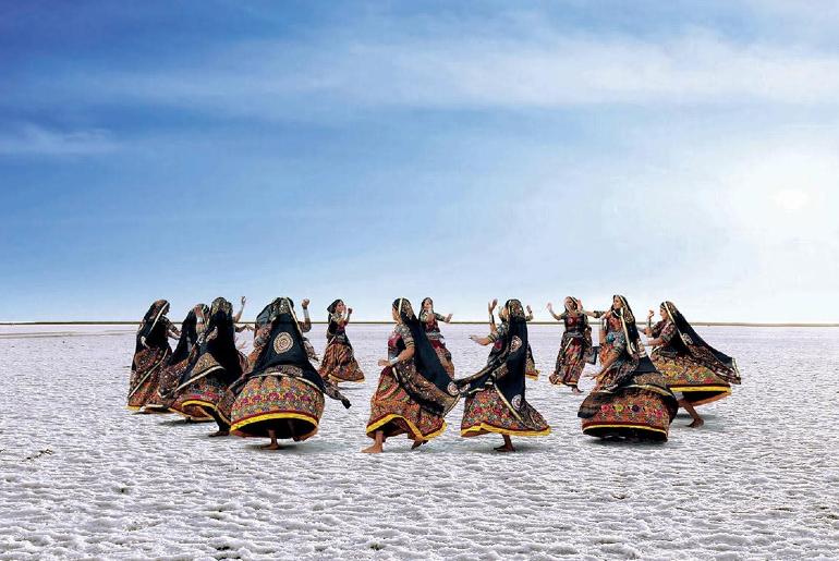 Tent City Kutch Gujarat
