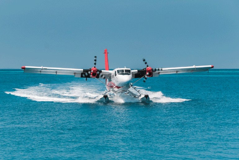 Seaplane Gujarat