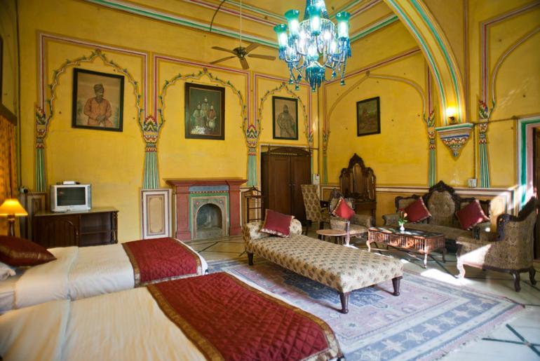 Rajasthani-Style Hotels Jaipur