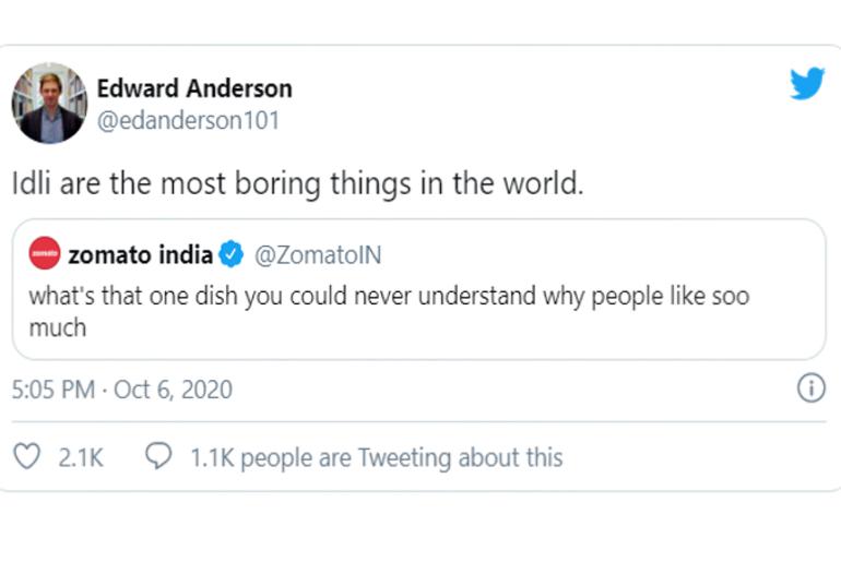 British Professor Idli Boring