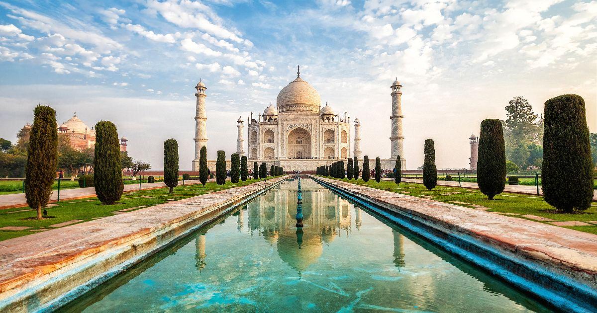Bengal Woman Taj Mahal Matchsticks