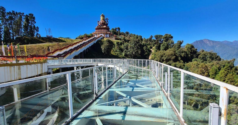 India's First Glass Skywalk Pelling Sikkim
