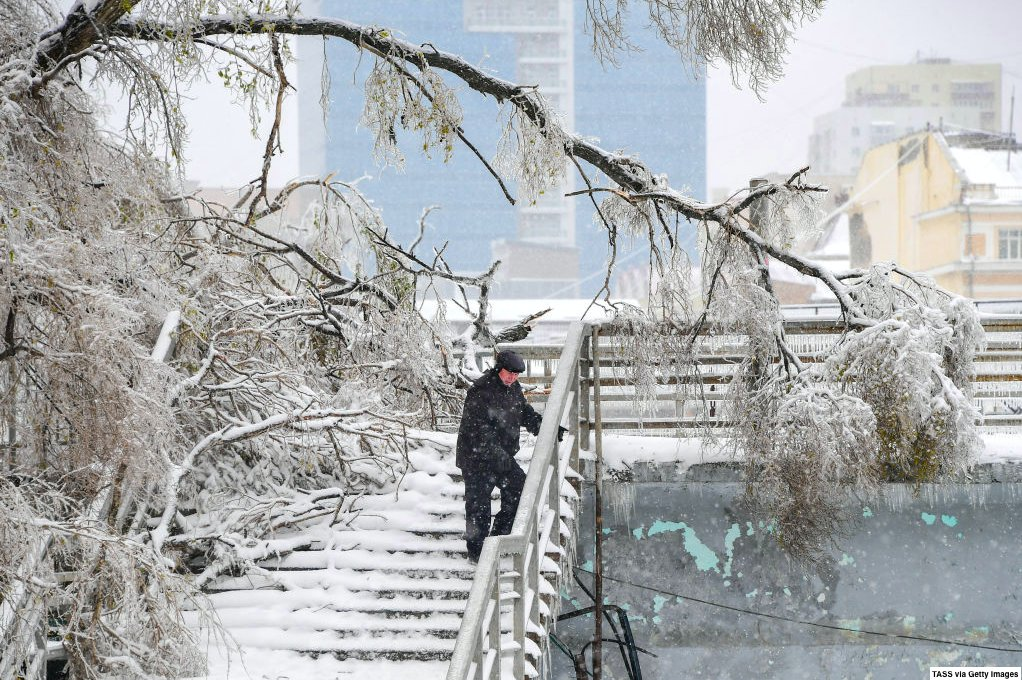 ice storm russia