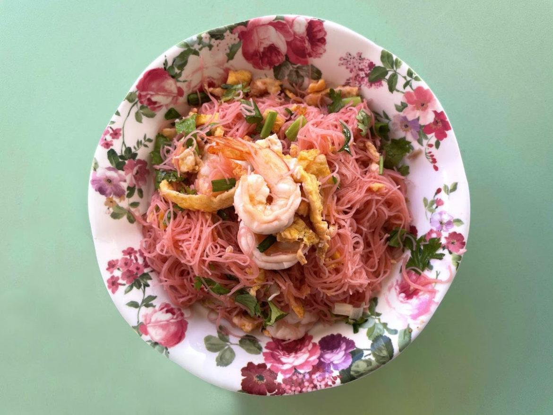 Pink Noodles