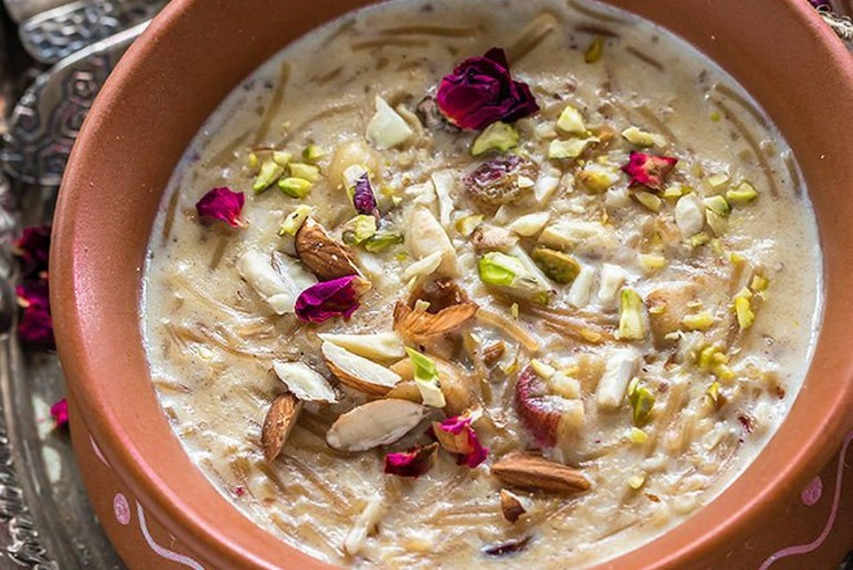North Indian Mughal Sweets