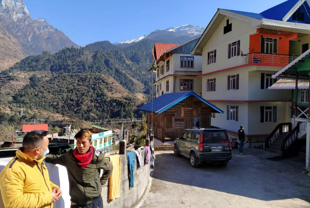Homestay In Lachung
