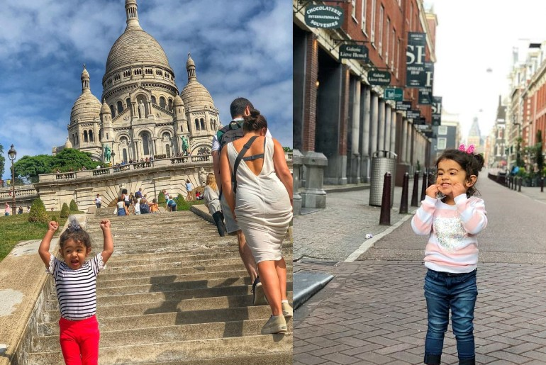 Mom Funding Daughter To Travel
