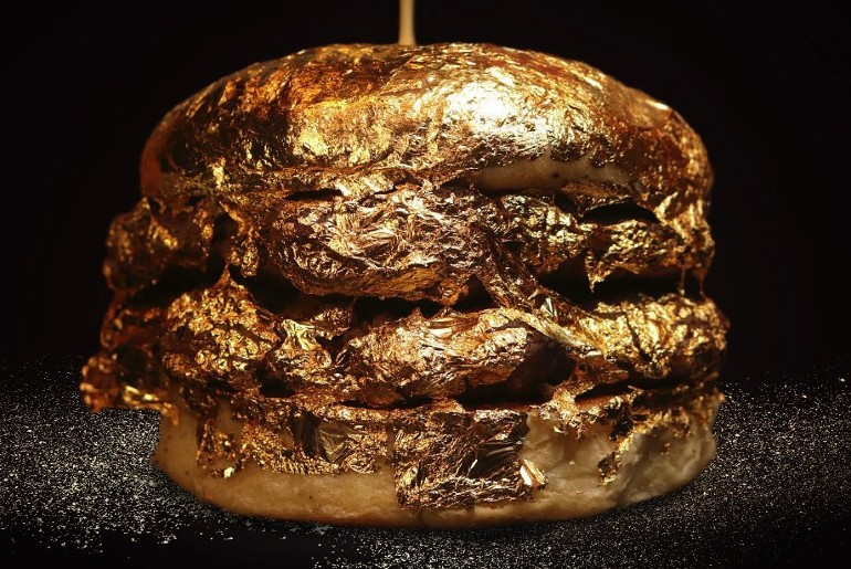 gold burger colombia