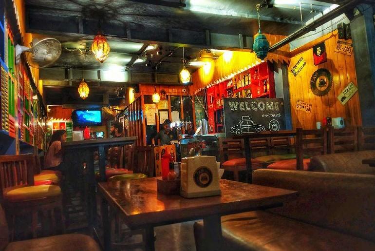Dubai Bars and Pubs