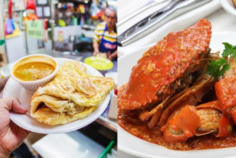 Singapore's Street Food UNESCO Heritage List