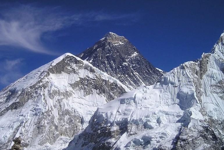 Mount Everest Taller By 86cm