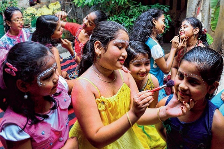 Odisha Celebrates Menstruation Festival