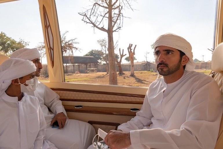 Sheikh Hamdan Dubai Safari