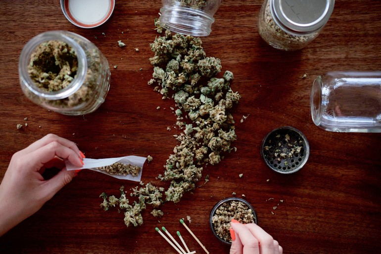 10 Countries Where Weed Is Legal