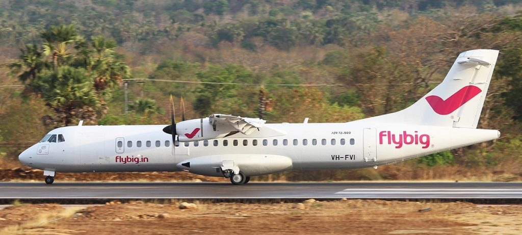 India's newest private airline Flybig starts serving Ahmedabad