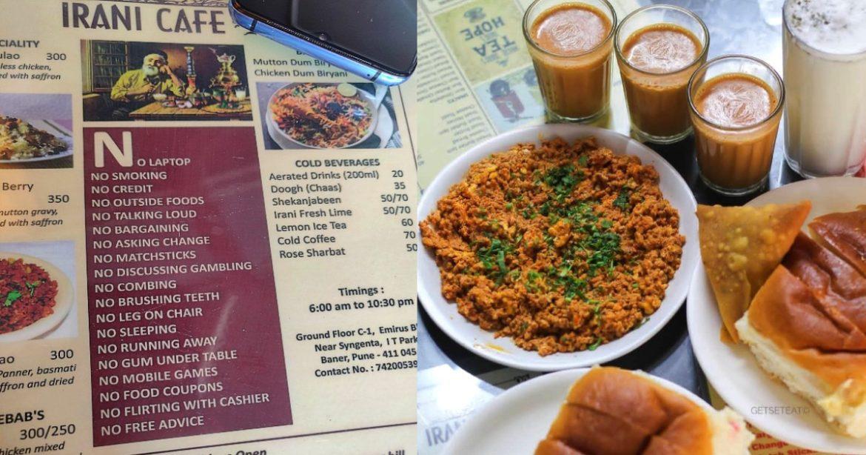 Pune Cafe Flirt With Cashier