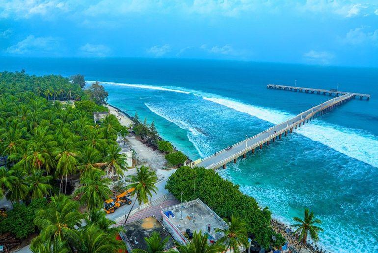 Lakshadweep Cruise Tourism