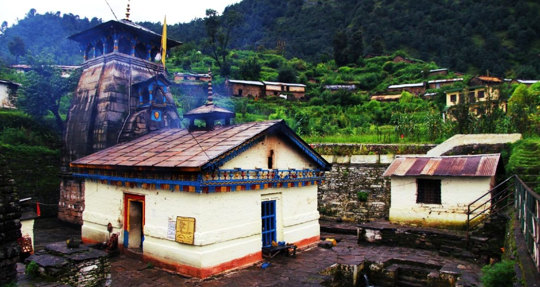 Uttarakhand Temple