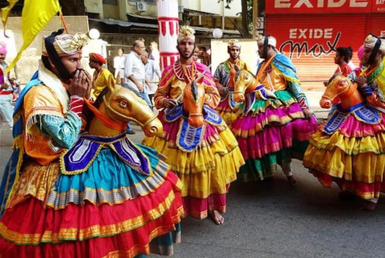 Shigmo Festival Goa