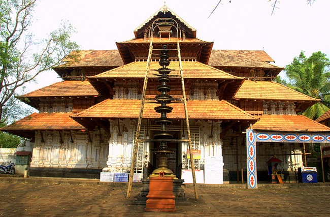 temples with unusual offerings