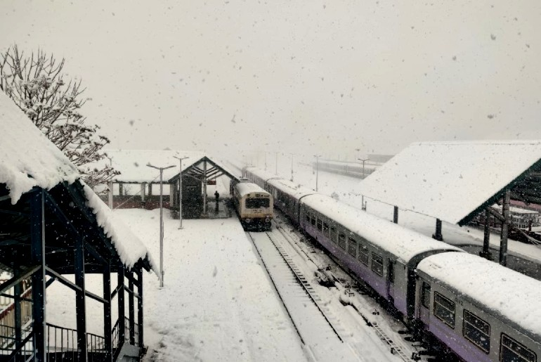 trains in kashmir