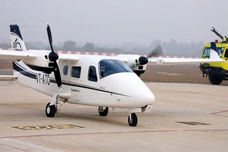 Dehradun To Chandigarh Air Taxi