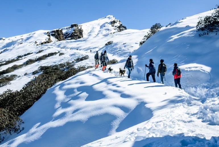 Uttarakhand Homestays trekking villages