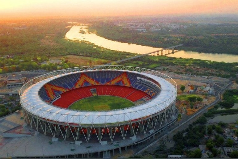 Narendra Modi Cricket Stadium
