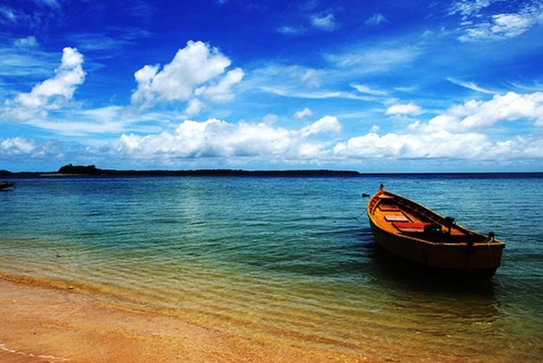 Blue Water Beaches India