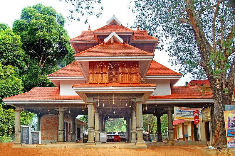 duryodhana temple kerala
