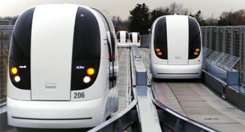 Driverless Pod Taxis Noida