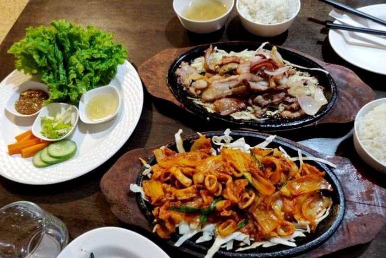 best korean restaurants in bangalore