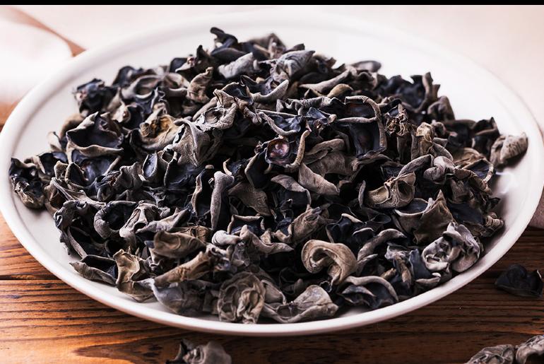 black coloured foods